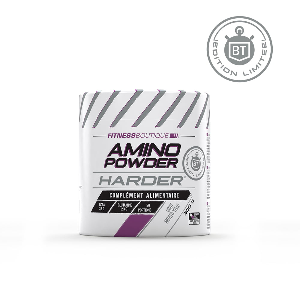 Harder AMINO POWDER HARDER