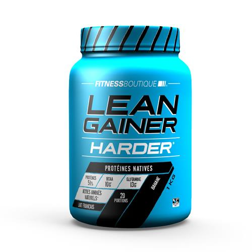 Gainer - aumento de massa LEAN GAINER Harder - Fitnessboutique