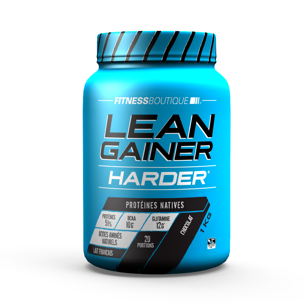 Harder LEAN GAINER