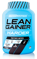Gainer - aumento de massa FITNESSBOUTIQUE HARDER Lean Gainer Harder