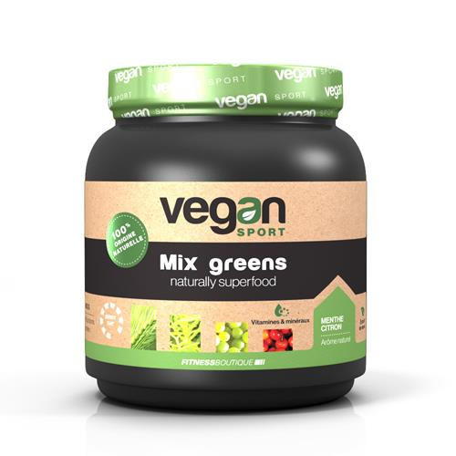 Nutrição e Bem estar Vegan Sport MIX GREENS NATURALLY SUPERFOOD