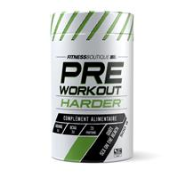 pré workout PRE WORKOUT Harder - Fitnessboutique