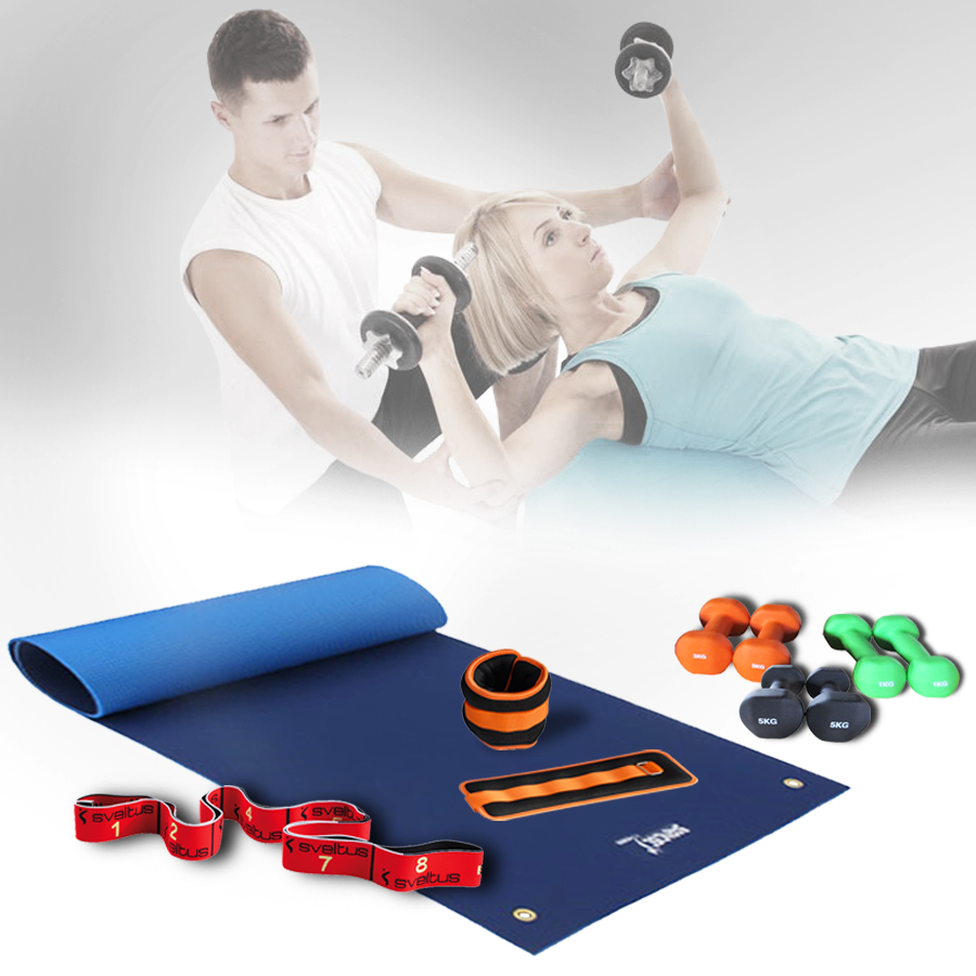 Acessórios Fitness Fitnessboutique  Pack Do Personal Trainer