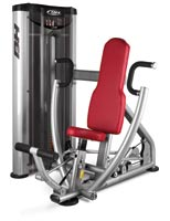 Posto peitorais e ombros Bh fitness Seated Chest Press