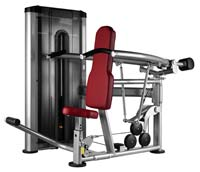 Posto peitorais e ombros Bh fitness Shoulder Press