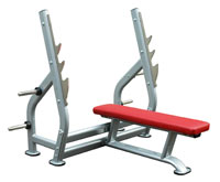 Banco de musculação Hipower Press Bench