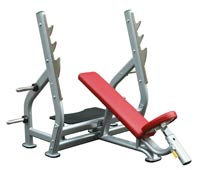 Posto peitorais e ombros Hipower Incline Bench