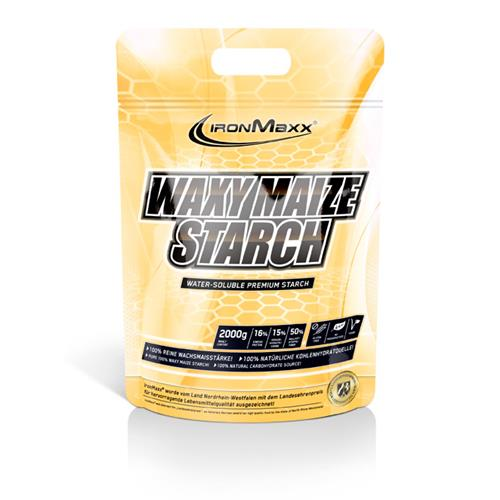 pré workout IronMaxx WAXY MAIZE STARCH