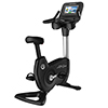 Bicicletas reclinadas PLATINUM CLUB SERIES DISCOVER SI ARTIC SILVER Lifefitness - Fitnessboutique