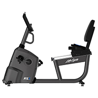 Bicicletas reclinadas Lifefitness RS1 GO