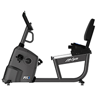 Bicicletas reclinadas RS1 TRACK Lifefitness - Fitnessboutique
