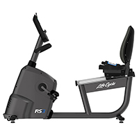 Bicicletas reclinadas RS3 GO Lifefitness - Fitnessboutique