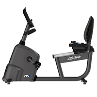 Bicicletas reclinadas Lifefitness RS3 TRACK