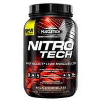 Proteína whey Muscletech Nitro Tech Performance Series