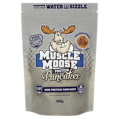 Snacks PROTEIN PANCAKES Muscle Moose - Fitnessboutique