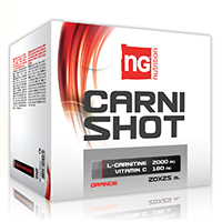 L-Carnitina Ngnutrition Carni Shot