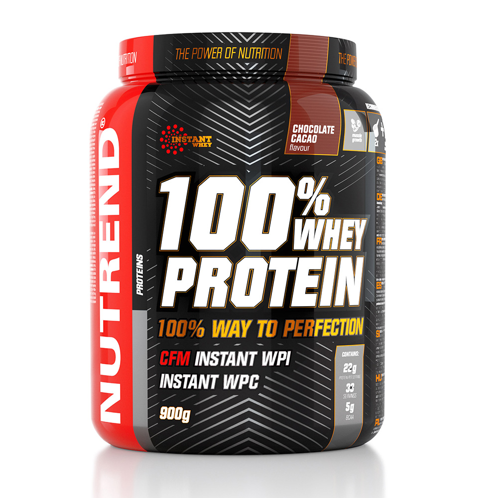 Proteína whey Nutrend 100% Whey Protein