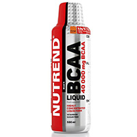 Aminoácidos BCAA Liquid 500 ml Nutrend - Fitnessboutique