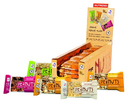 Snacks Nutrend De Nuts