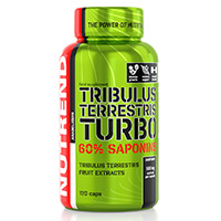 pré workout Nutrend Tribulus Terrestris Turbo