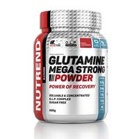 Aminoácidos GLUTAMINE MEGA STRONG POWDER Nutrend - Fitnessboutique