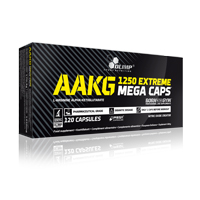 pré workout Olimp Nutrition AAKG Extreme 1250 Mega Caps