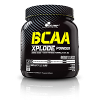 Aminoácidos Olimp Nutrition BCAA Xplode Powder