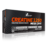 Monohidrato Creatine Mega Caps Olimp Nutrition - Fitnessboutique