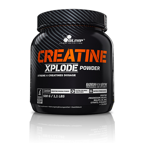 Olimp Nutrition Creatine Xplode Powder