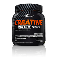 Creatinas Olimp Nutrition Creatine Xplode Powder Orange Pot de 500 g