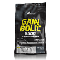 Gainer - aumento de massa Olimp GAIN BOLIC 6000
