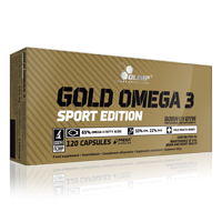 CLA Olimp Gold Omega 3 Sport Edition