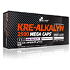 Creatinas Kre Alkalyn 2500 Mega Caps Olimp Nutrition - Fitnessboutique