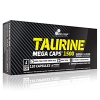 pré workout Olimp Taurine Mega Caps
