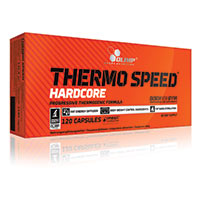 Seca - definição Olimp Thermo Speed Hardcore Mega Caps