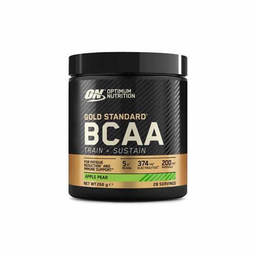 Aminoácidos BCAA Gold Standard Train Sustain Optimum Nutrition - Fitnessboutique