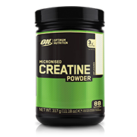 Monohidrato Optimum Nutrition Creatine Powder