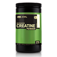 Creatinas Optimum Nutrition Creatine Powder