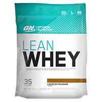 Proteína de seca Optimum Nutrition Lean Whey