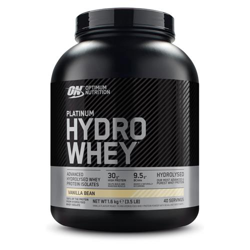 Proteínas Platinum HydroWhey Optimum Nutrition - Fitnessboutique