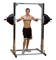 Smith machine e Squat Powerline SMITH MACHINE HOME