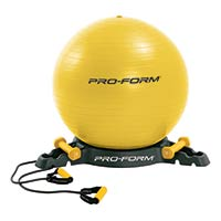 Bola medicinal - Gym Ball Proform Kit Antiburst Gym Ball