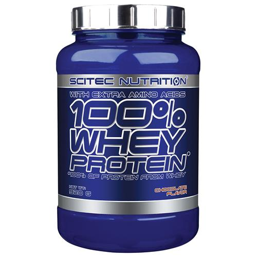 Proteínas 100 % Whey Protein Scitec Nutrition - Fitnessboutique
