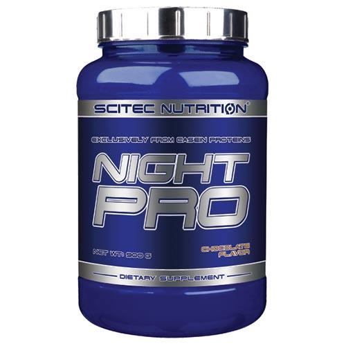 Proteínas Scitec Nutrition NIGHT PRO