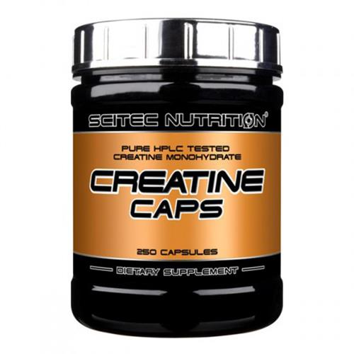 Creatinas Scitec Nutrition CREATINE CAPS