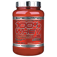 Proteínas Scitec Nutrition 100% Whey Protein Professional LS