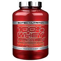 Proteínas SCITEC NUTRITION 100% Whey Protein Professional