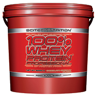 Proteína whey Scitec Nutrition 100% Whey Protein Professional