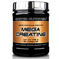 Creatinas Scitec Nutrition Mega Creatine