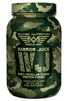 Mix de proteínas Scitec Nutrition Warrior Juice